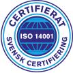 Svensk Certifiering ISO 14001