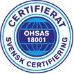 Svensk Certifiering ISO 18001